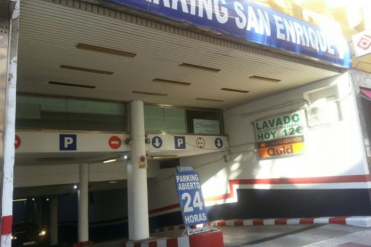 Plaza doble de parking en venta ref. 00177
