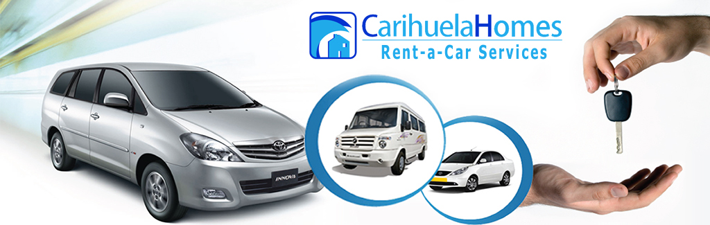 Carihuela homes rent-a-car