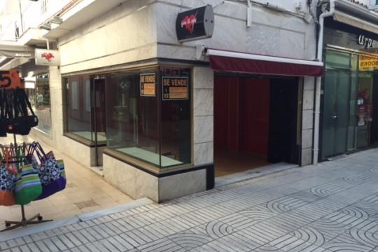 Local comercial en venta en Torremolinos (Ref. 00049)