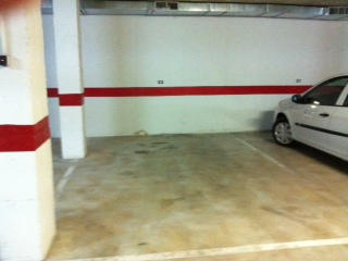 Parking space for sale in Montemar (Ref. 00065)
