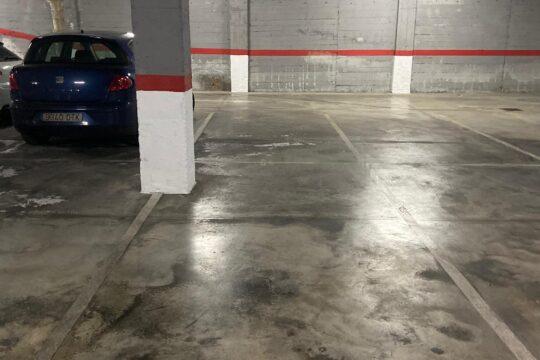 Parking en venta ref. 00266